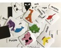 İngilizce Hayvanlar ve Renkler - Colors and Animals