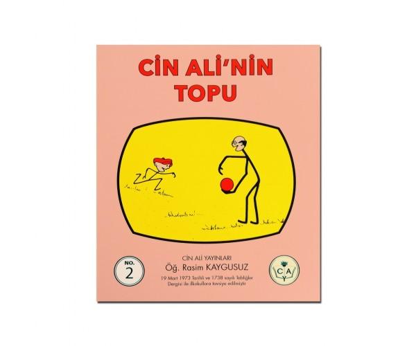Cin Ali Serisi 10 Kitap