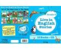 4. Sınıf İngilizce Hikaye Kitabı - 10 Kitap + Cd