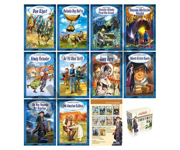 Çocuk Klasikleri 10 Kitap