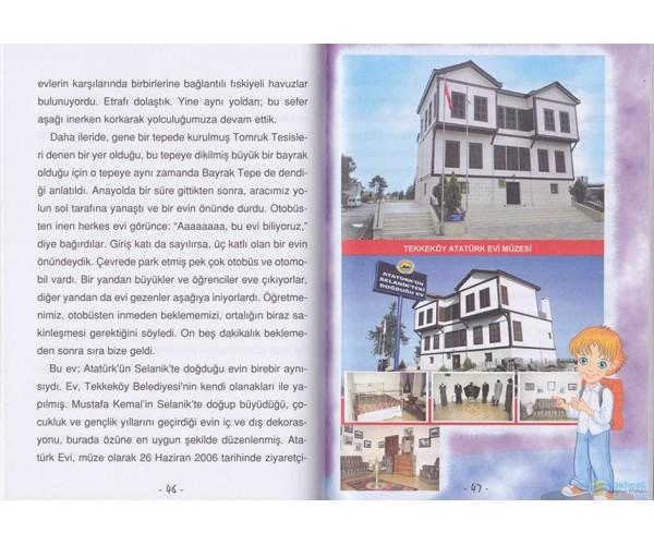 Gezgin Çınar - İlkokul 4. Sınıf Hikaye Seti