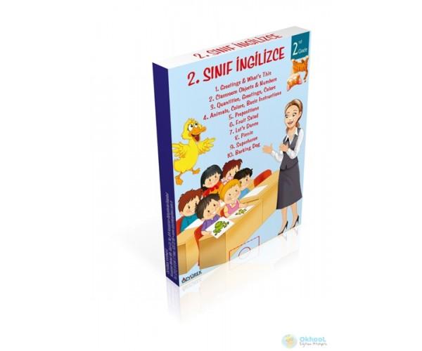 İngilizce 2.Sınıf Hikaye Seti