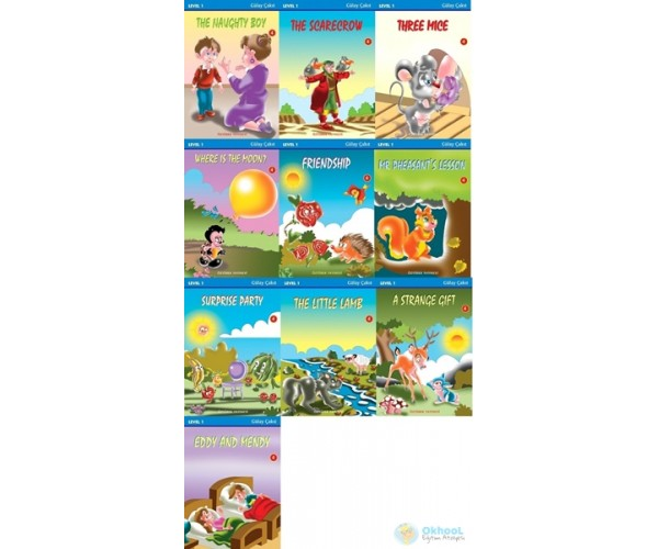 İngilizce 4.Sınıf Hikaye Seti