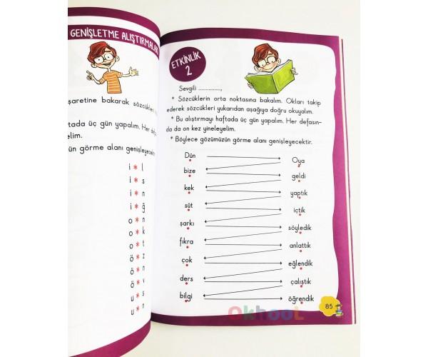 Hızlı Okuma Teknikleri - Hızlı Okuma (7-11 Yaş)