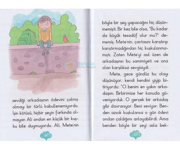 Öykü Baharı - İlkokul 2.Sınıf Hikaye Seti