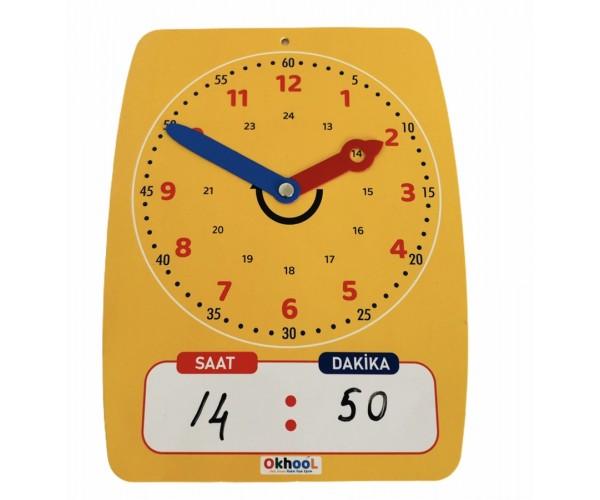 Saat Öğrenme Materyali