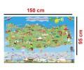 Türkiye Kültür Haritası Akıllı Kağıt